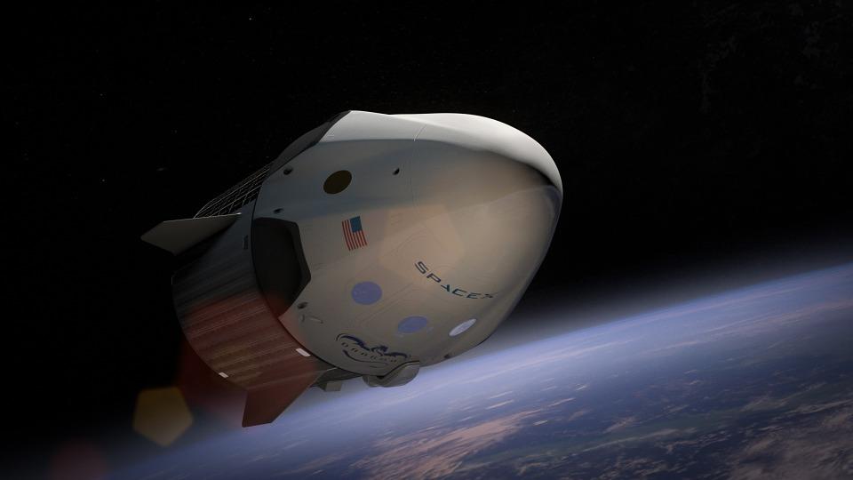 SpaceX est presque prêt à tester son vaisseau orbital