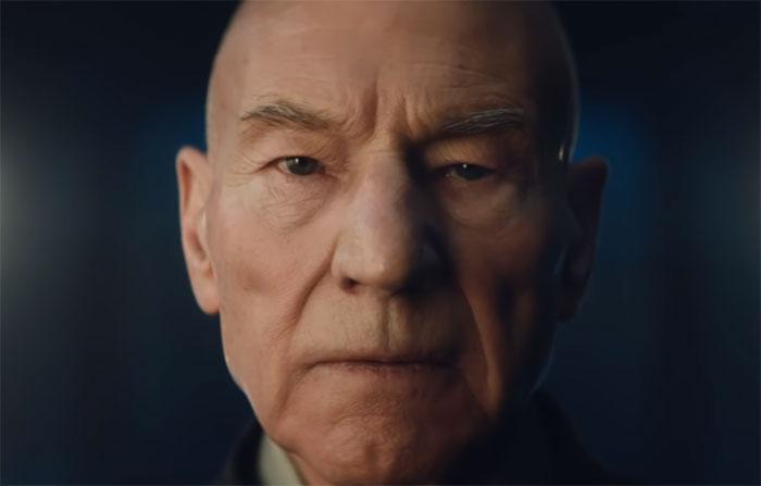 Star Trek Picard se dévoile dans une première vidéo