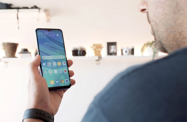 Test du Huawei P Smart 2019 : image 1