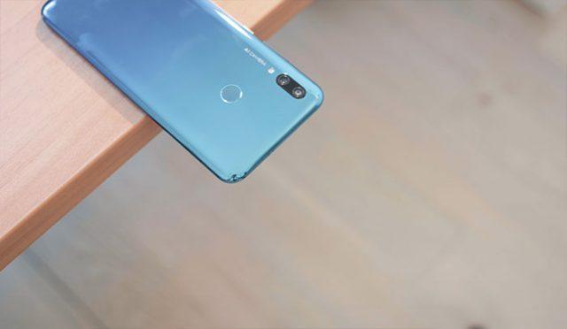 Test du Huawei P Smart 2019 : image 10