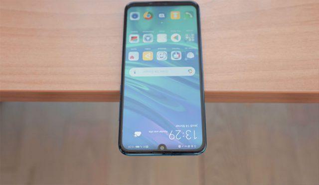 Test du Huawei P Smart 2019 : image 2