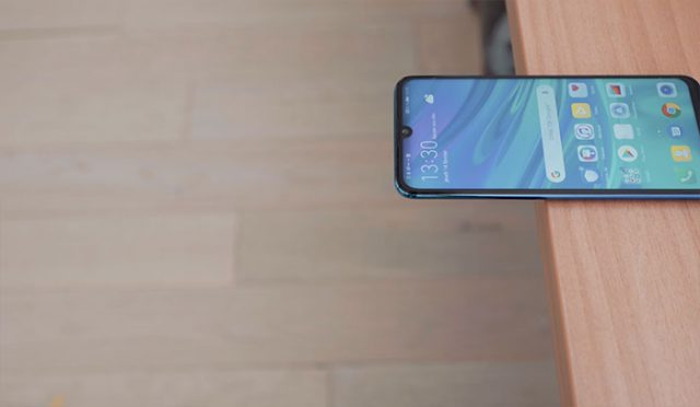 Test du Huawei P Smart 2019 : image 3
