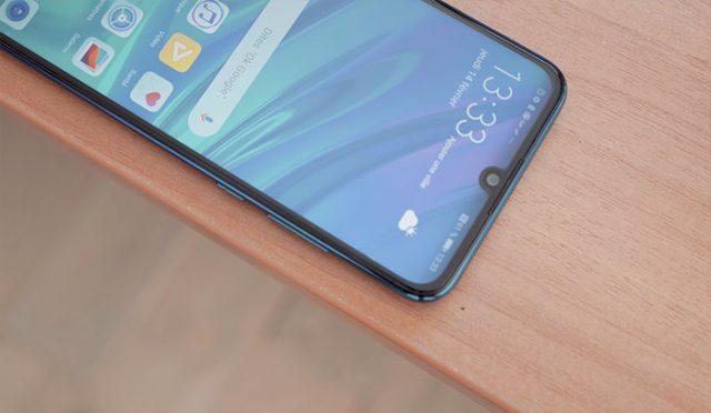 Test du Huawei P Smart 2019 : image 4