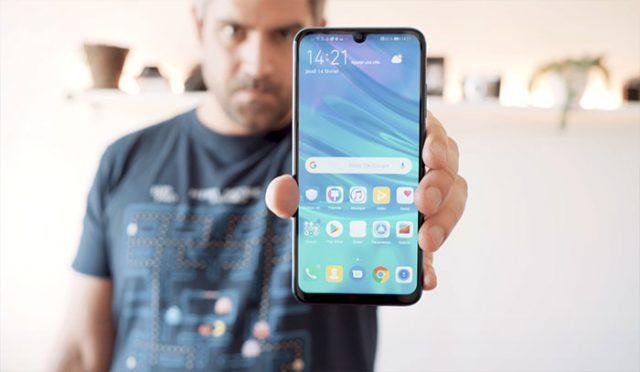 Test du Huawei P Smart 2019 : image 7