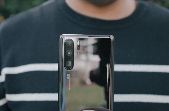 Test du Huawei P30 Pro : image 1