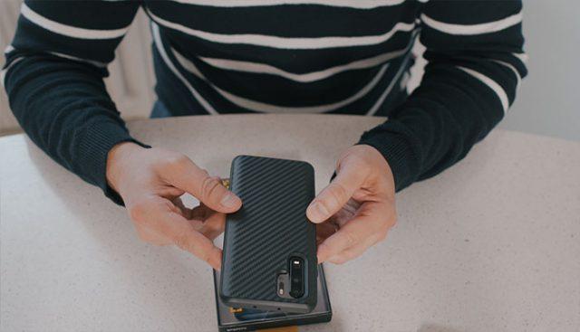 Test du Huawei P30 Pro : image 15