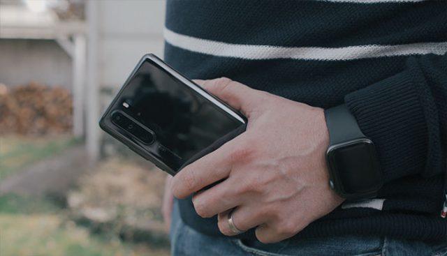 Test du Huawei P30 Pro : image 2