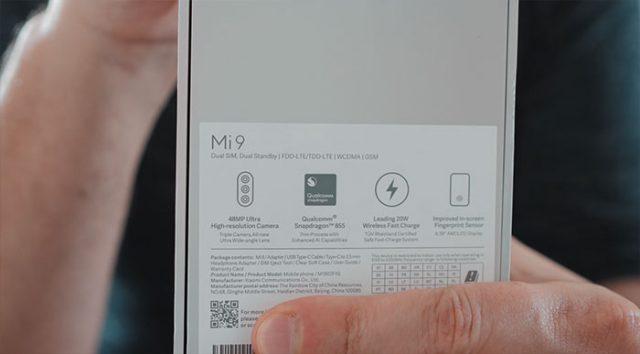 Xiaomi Mi 9 : photo 3