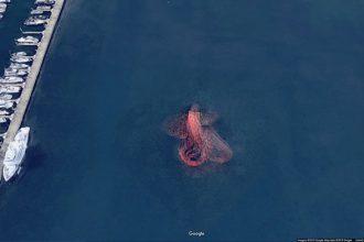 Calmar Google Earth
