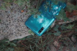Test du Galaxy A50 : image 1