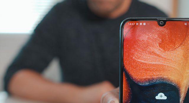 Test du Galaxy A50 : image 2