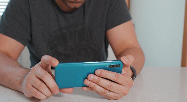 Test du Galaxy A50 : image 6