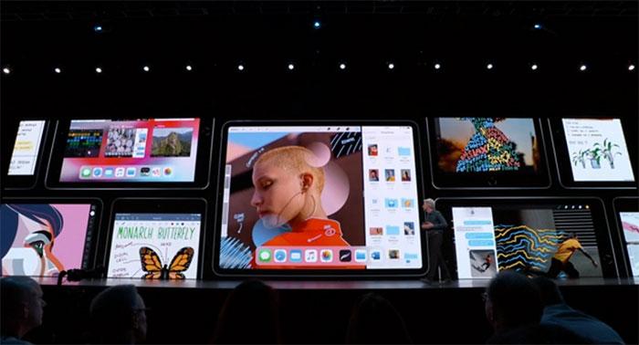 iPadOS : image 1