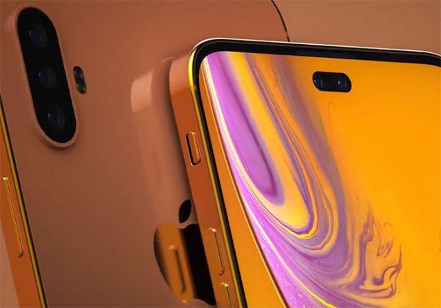 Concept iPhone XI