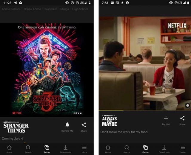 New Netflix : capture 2