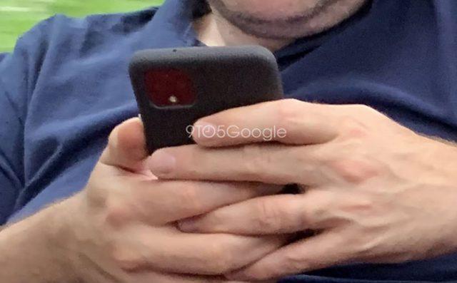 Pixel 4 : leak 1