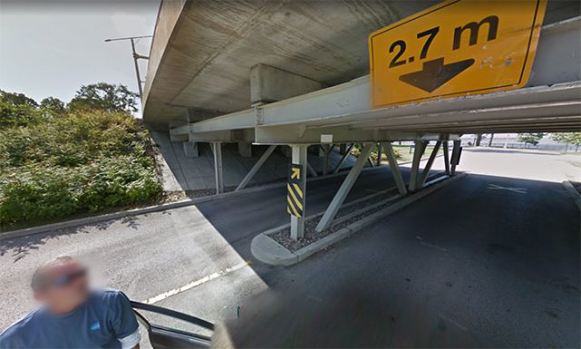 Google Street View: scène 4