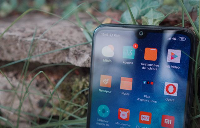 Test du Redmi 7 : image 11