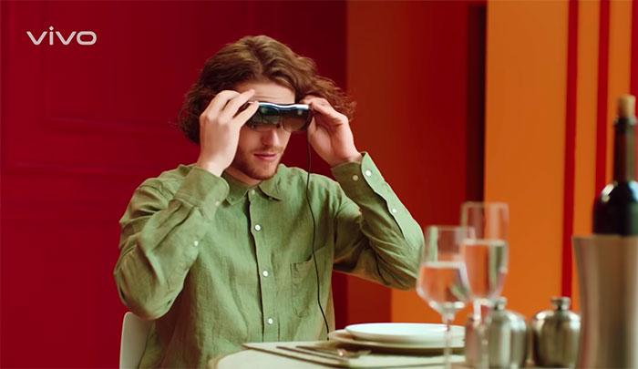 Vivo AR Glasses : Vivo vient de lever le voile sur ses premières lunettes à réalité augmentée