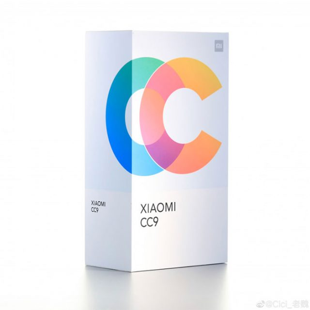 Xiaomi Mi CC9 : image 1