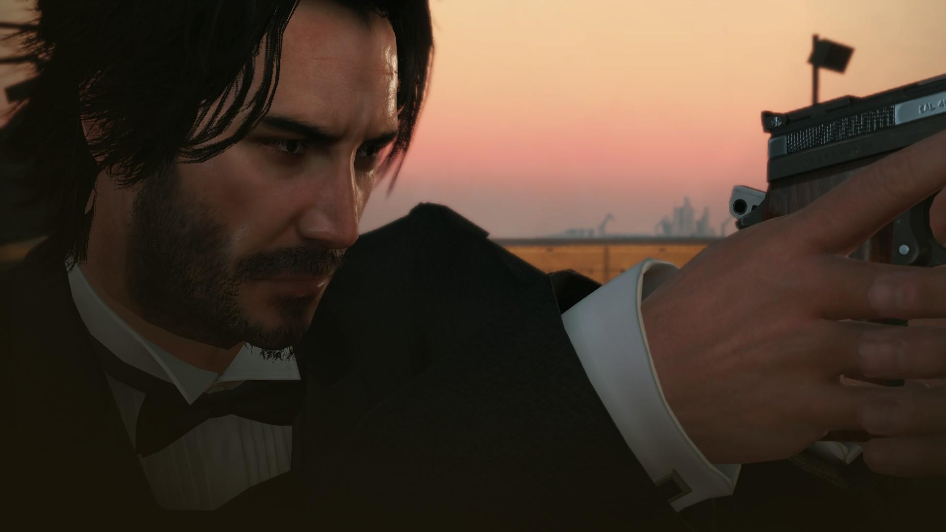 Keanu Reeves intégré dans Metal Gear Solid V via un mod