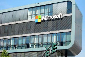 Les bureaux de Microsoft