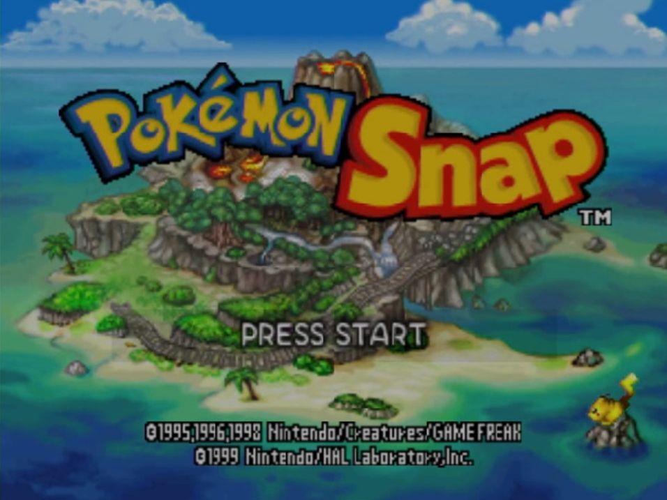Pokémon Snap : une suite possible seulement si...
