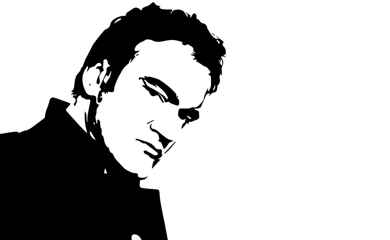 Un portrait de Quentin Tarantino