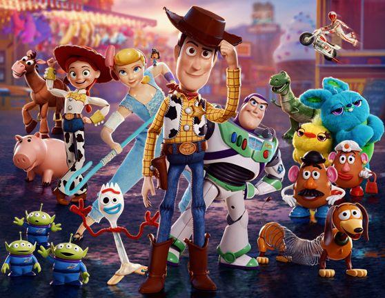 C'est officiel, « Toy Story 4 » est désormais le plus gros succès de la saga