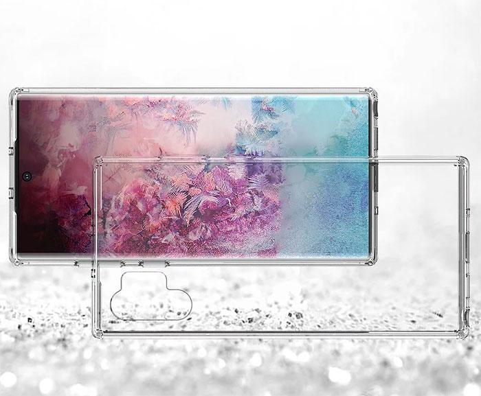 Galaxy Note 10 : les options de stockage en fuite ?