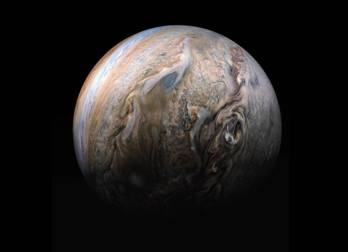 Jupiter aurait-elle absorbé une autre planète ?