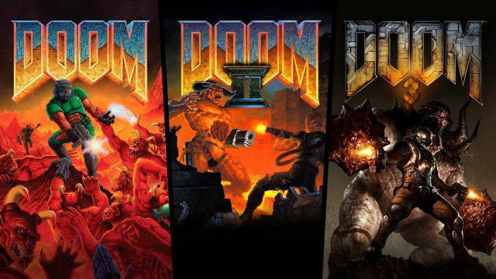 La trilogie DOOM revient des enfers sur les consoles actuelles et autres news de la QuakeCon
