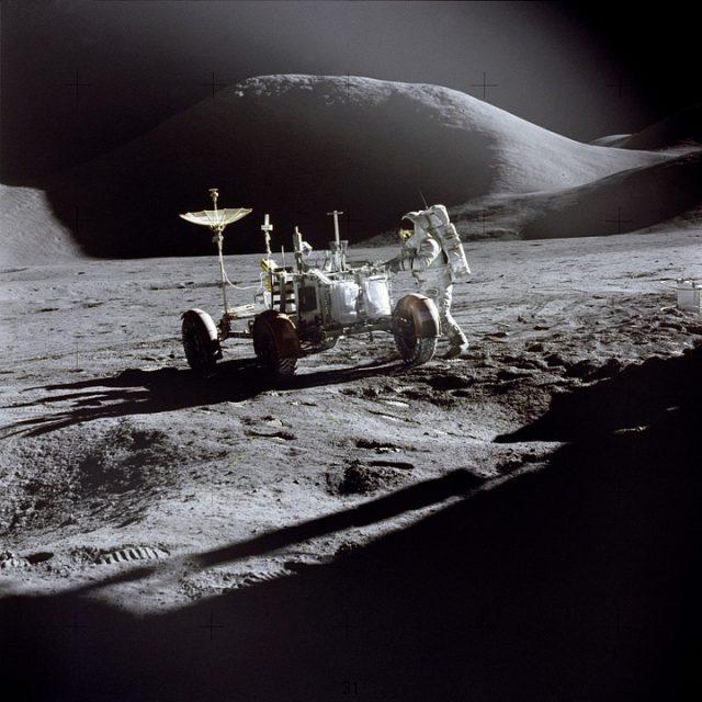 rover lune