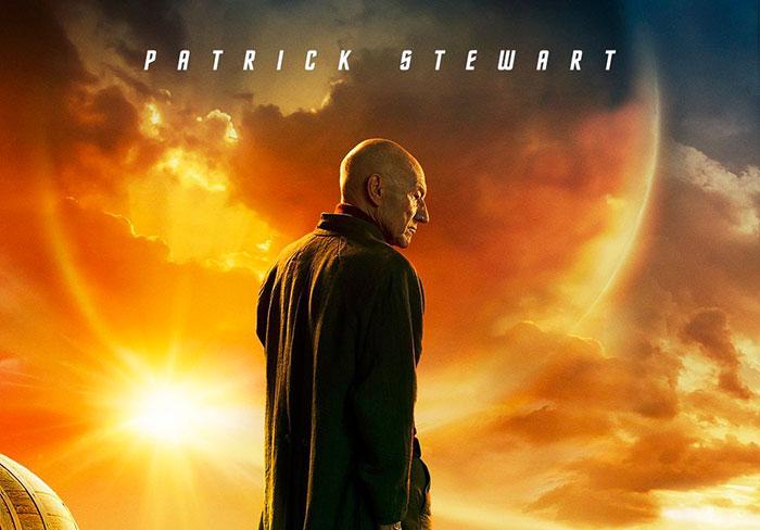 Star Trek Picard aura droit à son comics et son roman