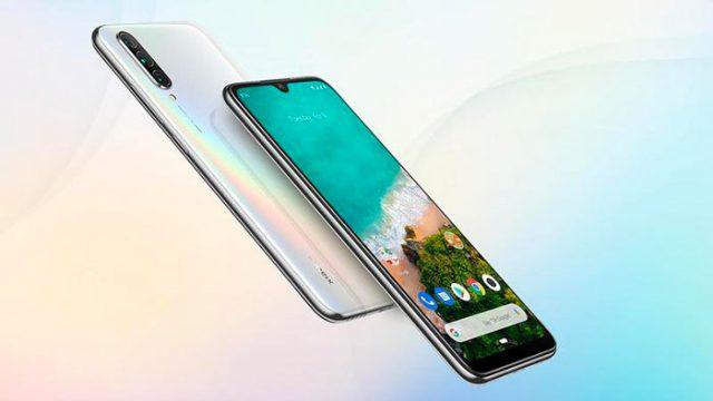Le Xiaomi Mi A3 et sa délicieuse coque en verre