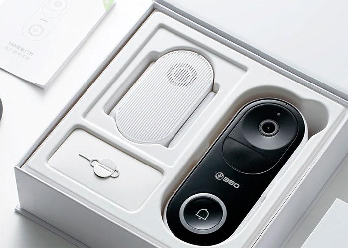 🔥 La sonnette intelligente 360 D819 de retour en promo, à 83 €