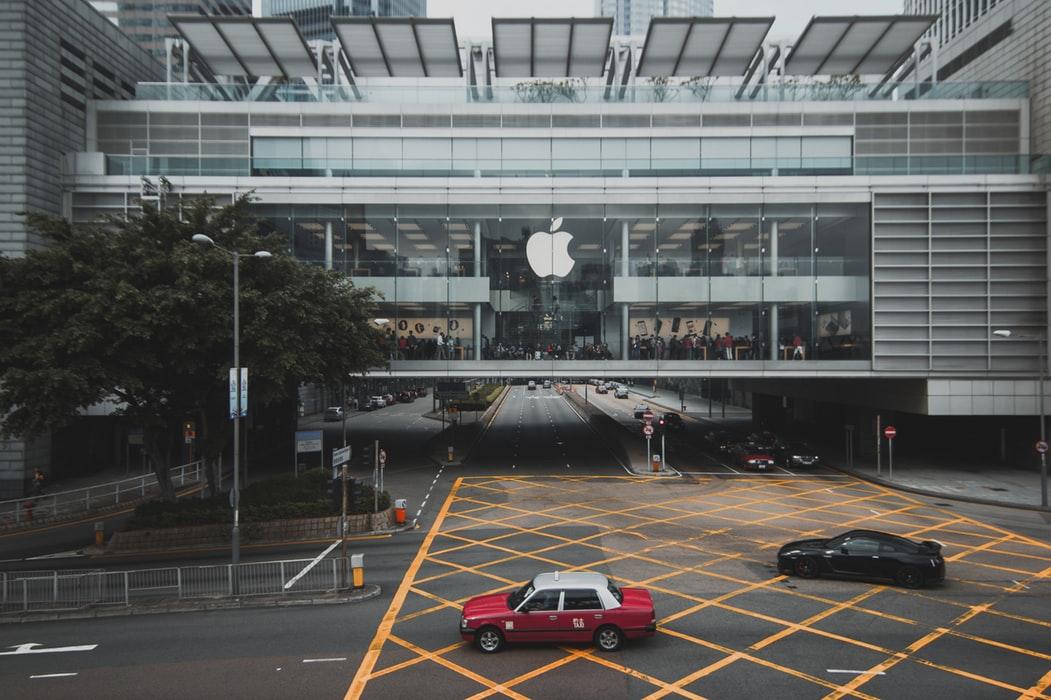 Apple Plans a rendu la Crimée à la Russie