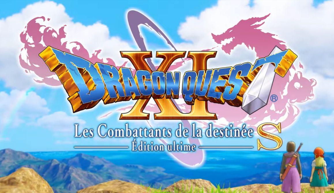Dragon Quest XI S : une démo pour se faire une idée de cette version Switch