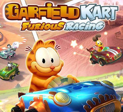 Garfield Kart Furious Racing est dispo sur PS4, Xbox One et PC