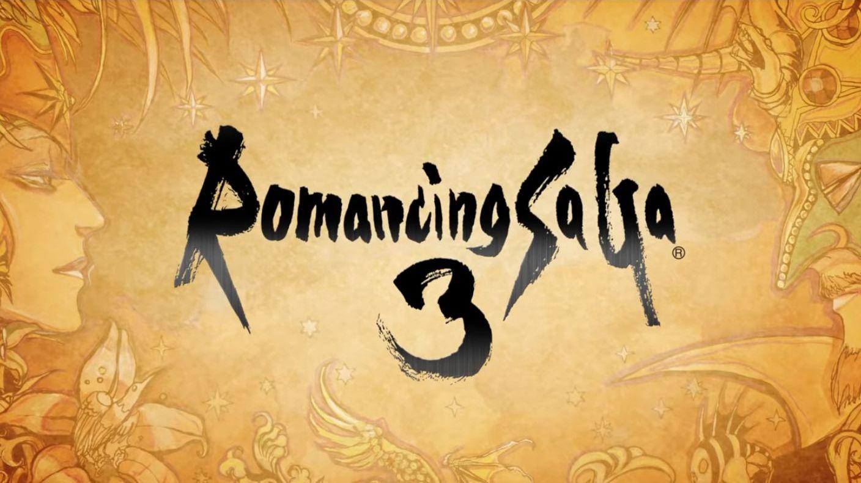 Romancing SaGa 3 HD : la sortie japonaise confirmée pour novembre