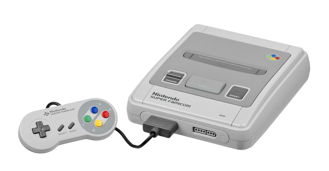 Des jeux Super Nintendo en vue sur Switch ?