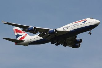 avion British Airways