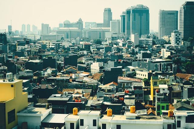 Indonésie : Jakarta menacée par la montée des eaux