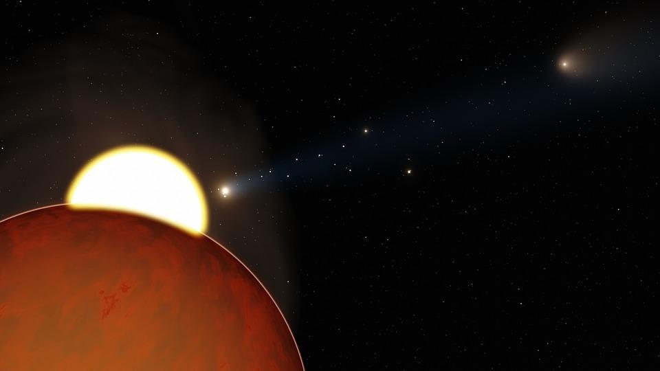 Les scientifiques découvrent une nouvelle planète orbitant autour de la jeune étoile Bêta Pictoris