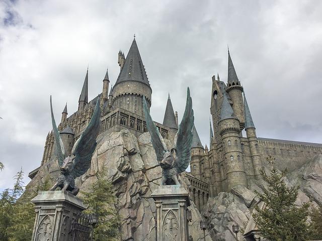 Harry Potter : passez une nuit magique à Poudlard pour Halloween !