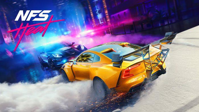 """""""Need for Speed Heat"""" officiellement annoncé par Electronic Arts"""