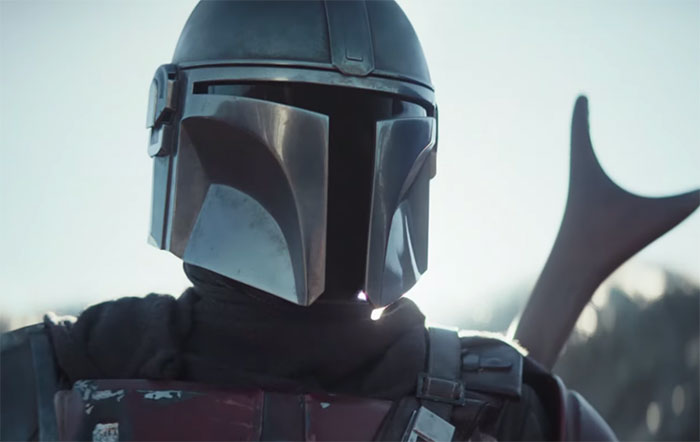 Star Wars The Mandalorian : la première bande annonce est de sortie !