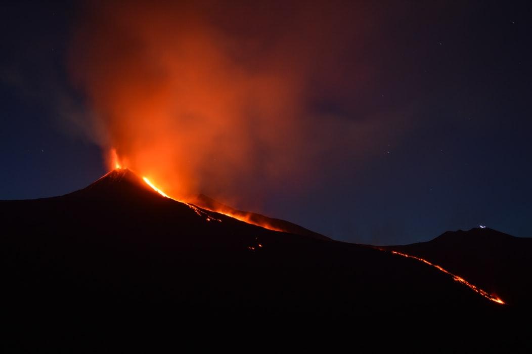 Sous les terres de l'Australie se cachent des terrains volcaniques datant du monde jurassique !