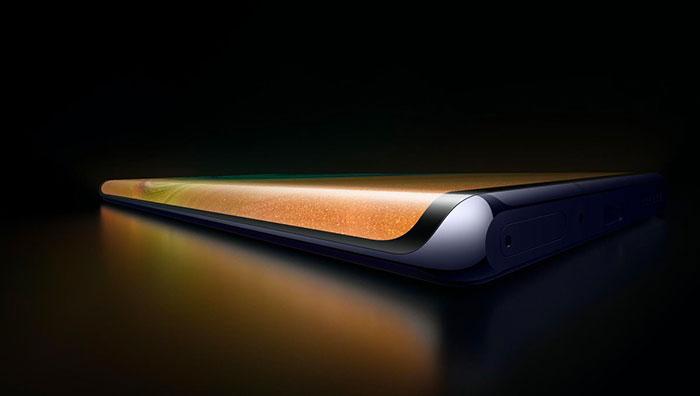 Le Huawei Mate 30 Pro aura peut-être des touches de volume tactiles