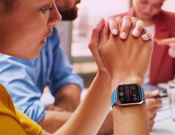 L'Apple Watch Series 5 utilise le même processeur que la Series 4
